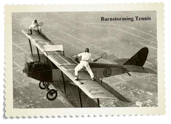 History Of Wingwalking Aerosuperbatics